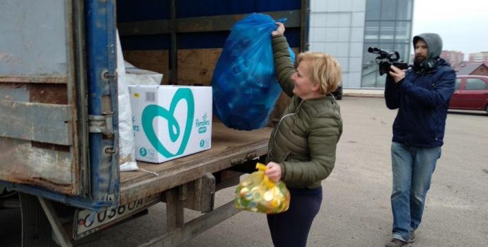 В Подмосковье растет популярность на эко-благотворительность