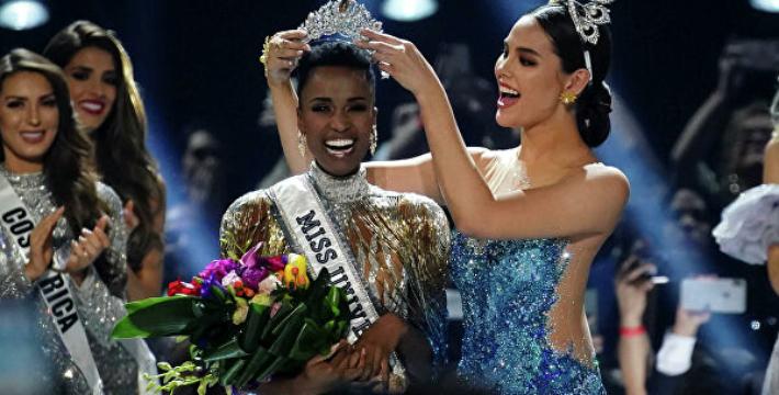 Представительница ЮАР стала «Мисс Вселенной»