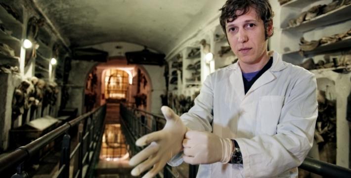 «Музей  мёртвых» в Палермо и его необычный куратор