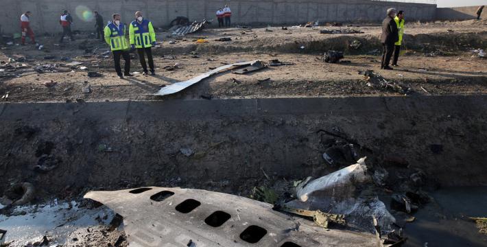 СМИ: Иран признал, чтоукраинский Boeing сбит ракетой их ПВО