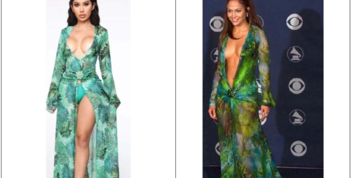 Бренд Fashion Nova ответил на обвинения Versace