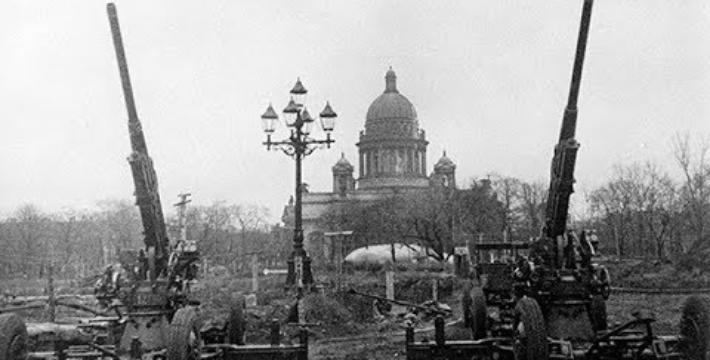 В России отмечается День полного освобождения Ленинграда от фашистской блокады