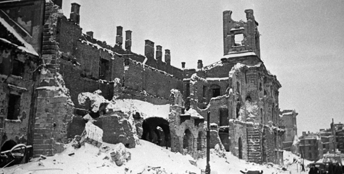 Рассекреченные документы об освобождении Варшавы вызвали всплеск негодования