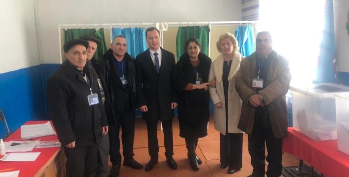 Алла Полякова: «Выборы в Азербайджанской Республике прошли на высшем уровне»