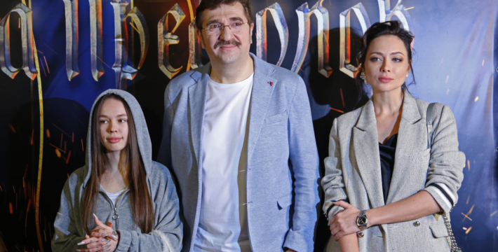 Валерий Комиссаров триумфально возвращается на экранс «Битвой престолов» и Людмилой Гурченко