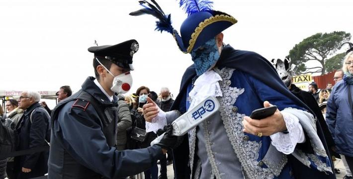 COVID-19: Италия предпринимает чрезвычайные меры в борьбе с эпидемией