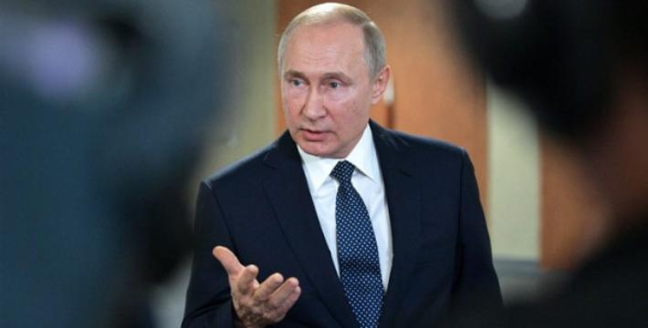 Владимир Путин о запрете для чиновников иметь активы за рубежом