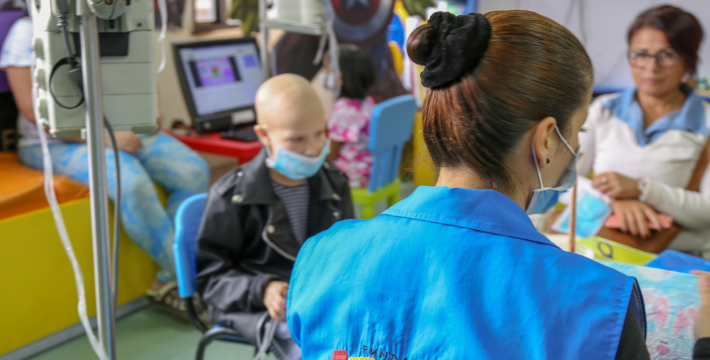 ВОЗ намечает меры по спасению 7 миллионов жизней от онкологических заболеваний