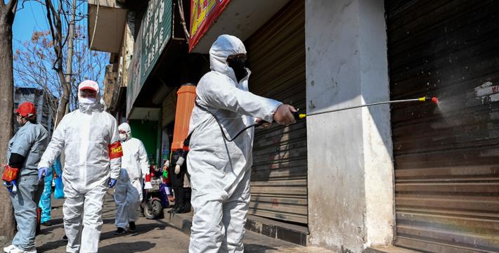 В Китае вводится смертная казнь за сокрытие симптомов коронавируса