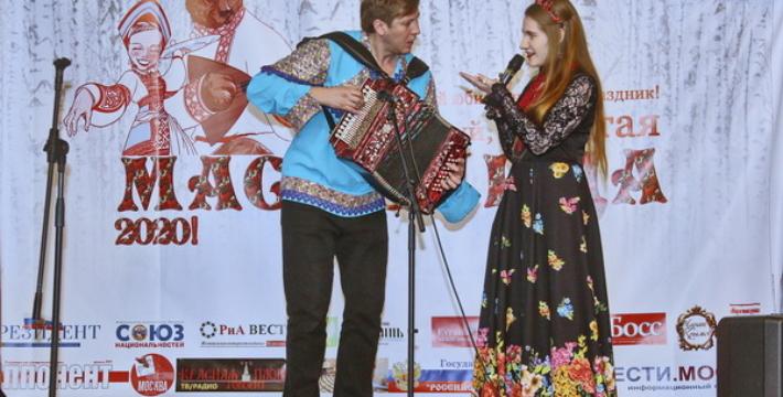 Золотая Масленица «Русской Березки» весело закрыла зимний сезон