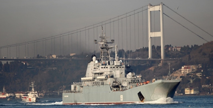 Россия усилила военное присутствие в Сирии