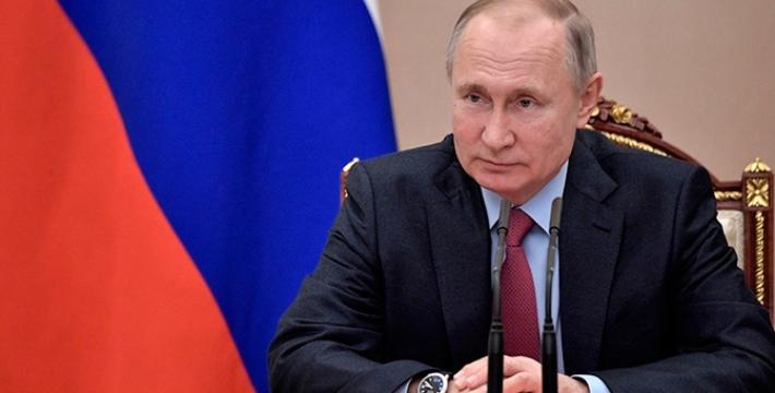 Большинство россиян выразили готовность отдать голос за Путина в 2024 году