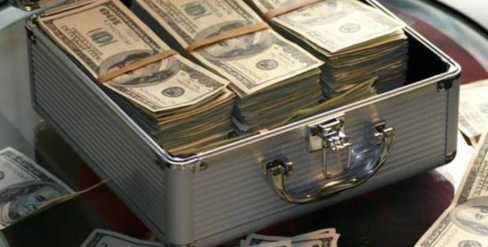 Минфин предложил конфисковать незаконно выведенную из России валюту