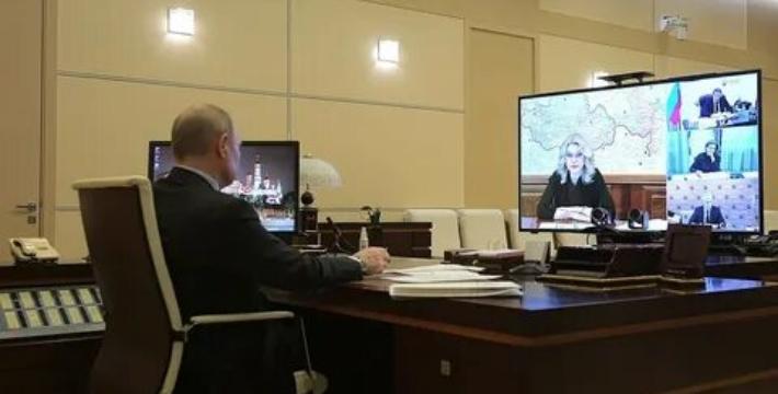 Ситуацию с коронавирусом в России Президент Путин определил как ухудшающуюся — это значит, что не безнадежную