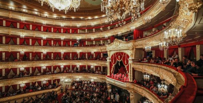 Большой театр покажет онлайн спектакли «золотого фонда»