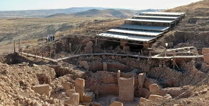 Археологи нашли в древнейшем храме на Земле «следы богов»