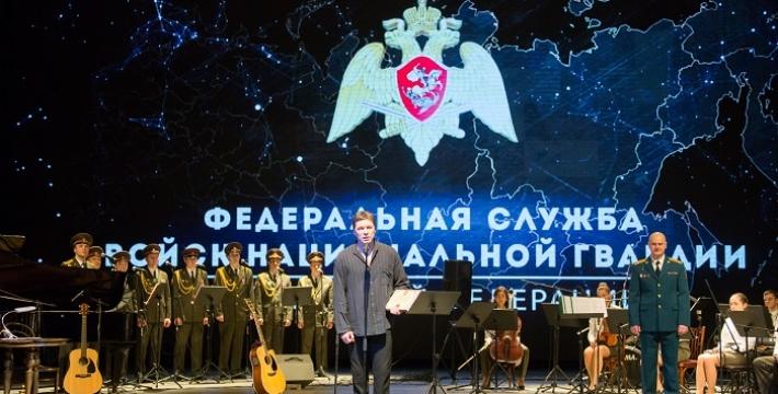 «Под знаменем Победы» с Сергеем Маховиковым и Ларисой Шахворостовой
