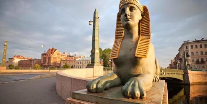 Cфинксы Санкт-Петербурга: Таинственная история загадочных жителей северной столицы