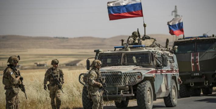 В Госдепе заявили, что Россия «должна уйти» с Ближнего Востока