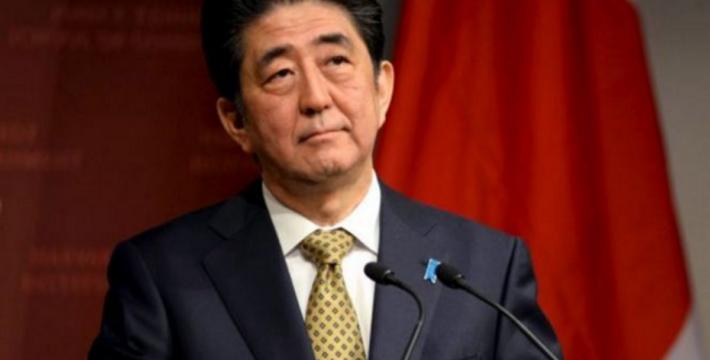 Японский премьер хочет провести референдум по пересмотру Конституции Японии