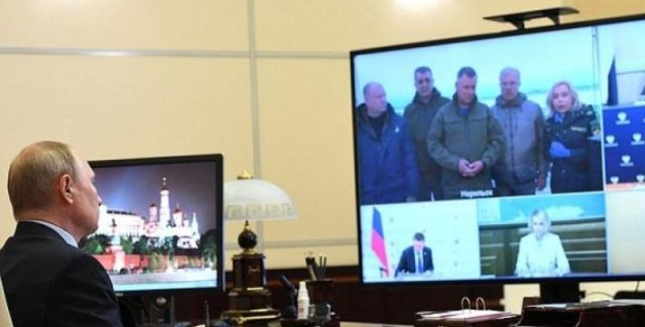 Светлана Радионова: Будет работать над ликвидацией последствий аварии в Норильске до тех пор, пока не восстановятся все экосистемы
