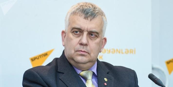 Российский политолог открыл свой инфоканал «Карабах: взгляд из России»
