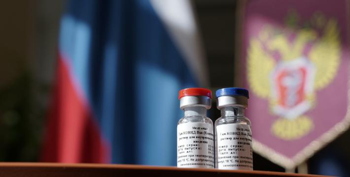 Путин объявил о регистрации в России первой в мире вакцины от коронавируса