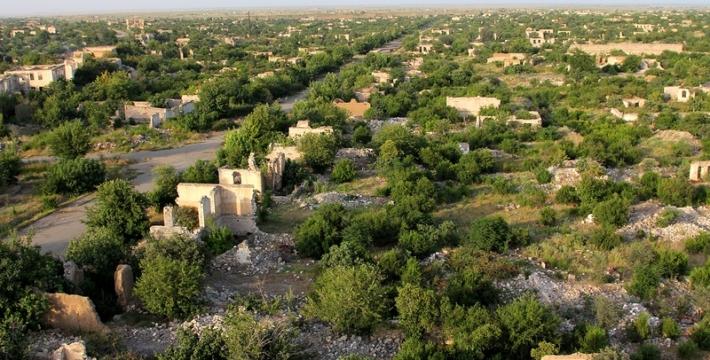 Обнародован текст заявления Алиева, Пашиняна и Путина о прекращении войны в Карабахе