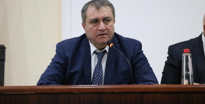 Мавсум Рагимов единогласно избран Главой Дербентского района