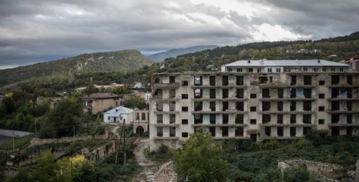 Азербайджанский архитектор представил проект музейного комплекса «Карабах»