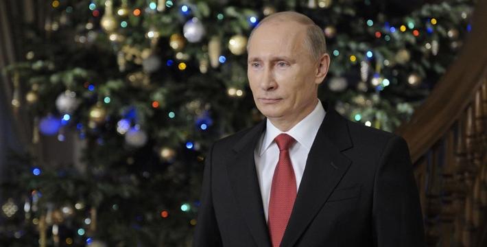 Владимир Путин поздравил глав государств и правительств зарубежных стран с Новым годом