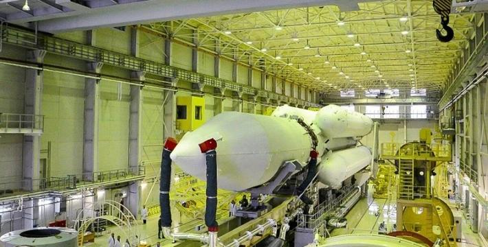 С космодрома Плесецк запустили ракету «Ангара-А5»