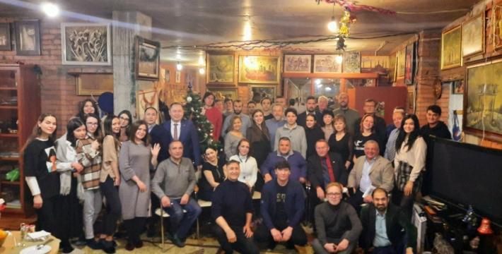 День российской печати отметили в Штабе татар Москвы
