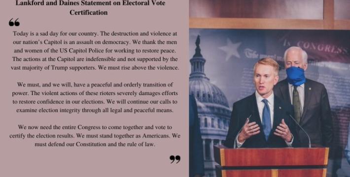 Эксперты сравнили ситуацию в Вашингтоне с революцией, «за которую кто-то может сесть»
