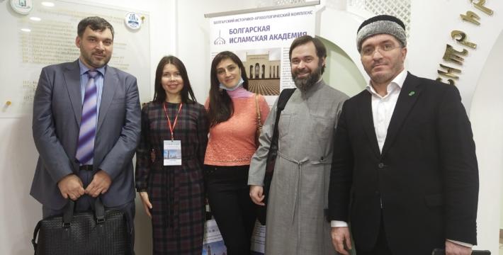 Штаб татар в авангарде