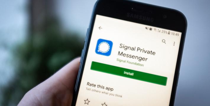 Успешный маркетинг исквозное шифрование: вчемсекрет популярности Signal