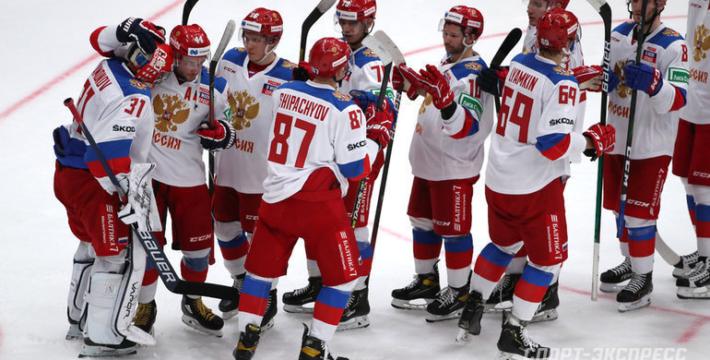 Сборная России стала победителем Евротура