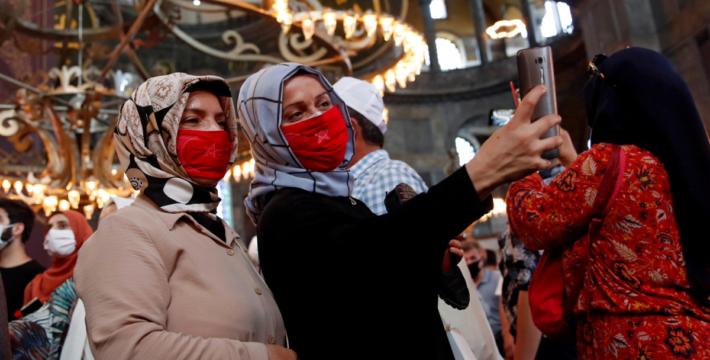 Турция объяснила выход из конвенции по защите женщин подменой ее сути