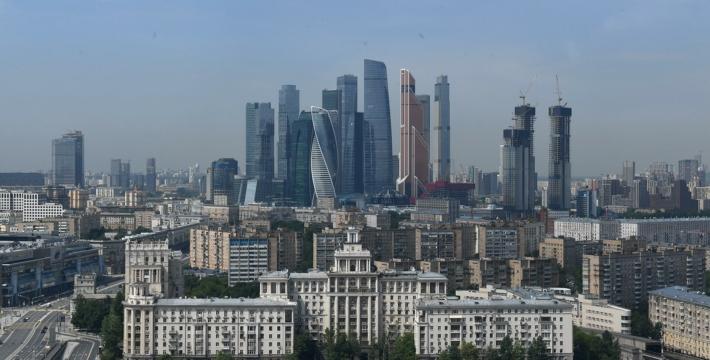 Москва вошла в список столиц с самым чистым воздухом