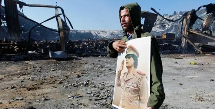 Зачем Запад убил Каддафи и разрушил Ливию