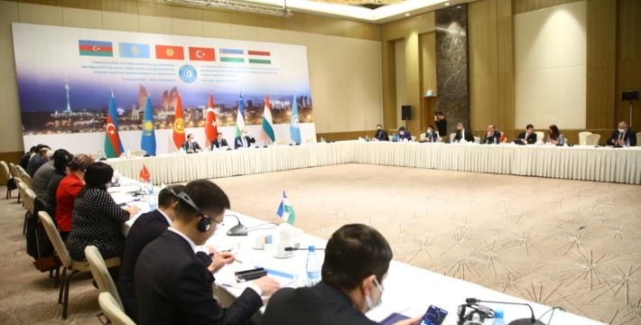 В Баку обсудили развитие связей между органами СМИ тюркоязычных стран