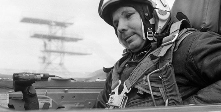 Последний полет космонавта-1. Правда и мифы о гибели Юрия Гагарина