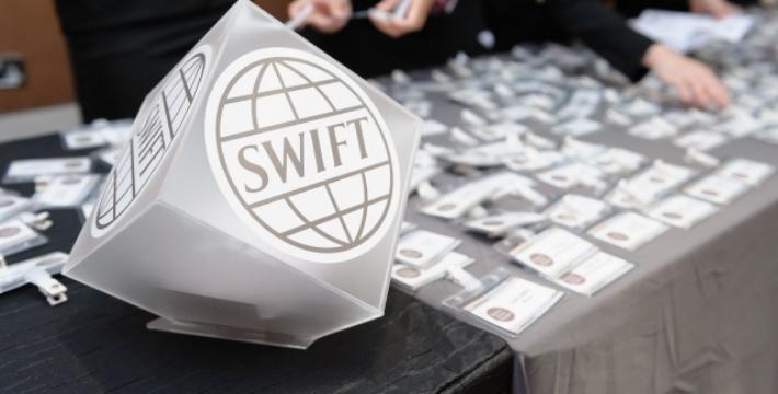 В МИД России не исключили появления альтернативы SWIFT