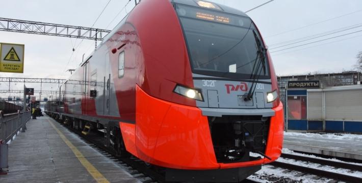 РЖД анонсировали запуск «Ласточки» между Москвой и Минском