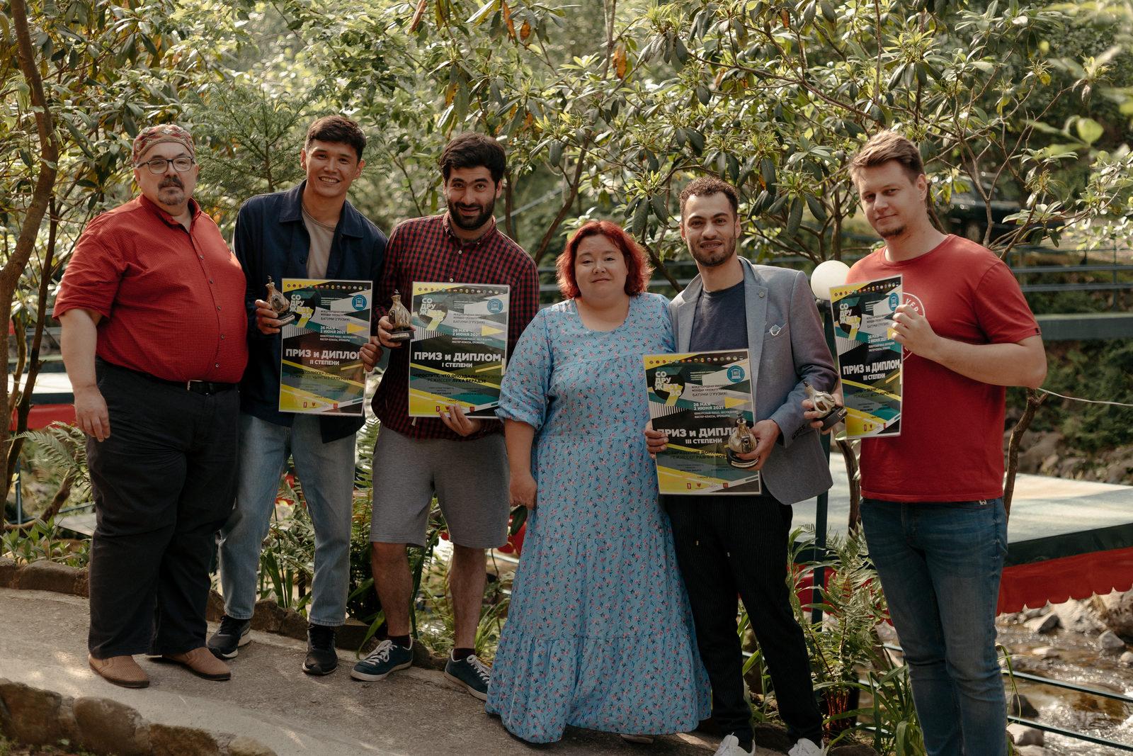 Пятый раз молодые кинематографисты СНГ «Содружество» встретятся в Батуми