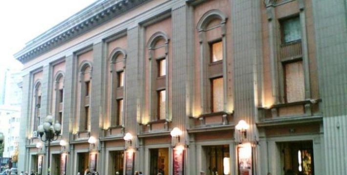 «Саломея» в Вахтанговском театре