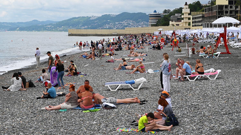 Курорты Краснодарского края с 1 августа будут закрыты для непривитых граждан