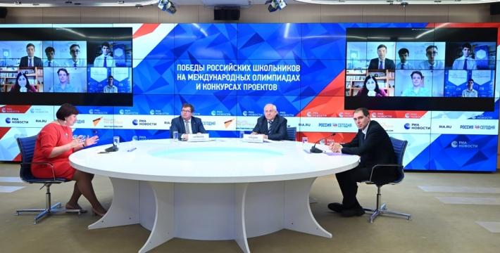Международные успехи объединили юные таланты России