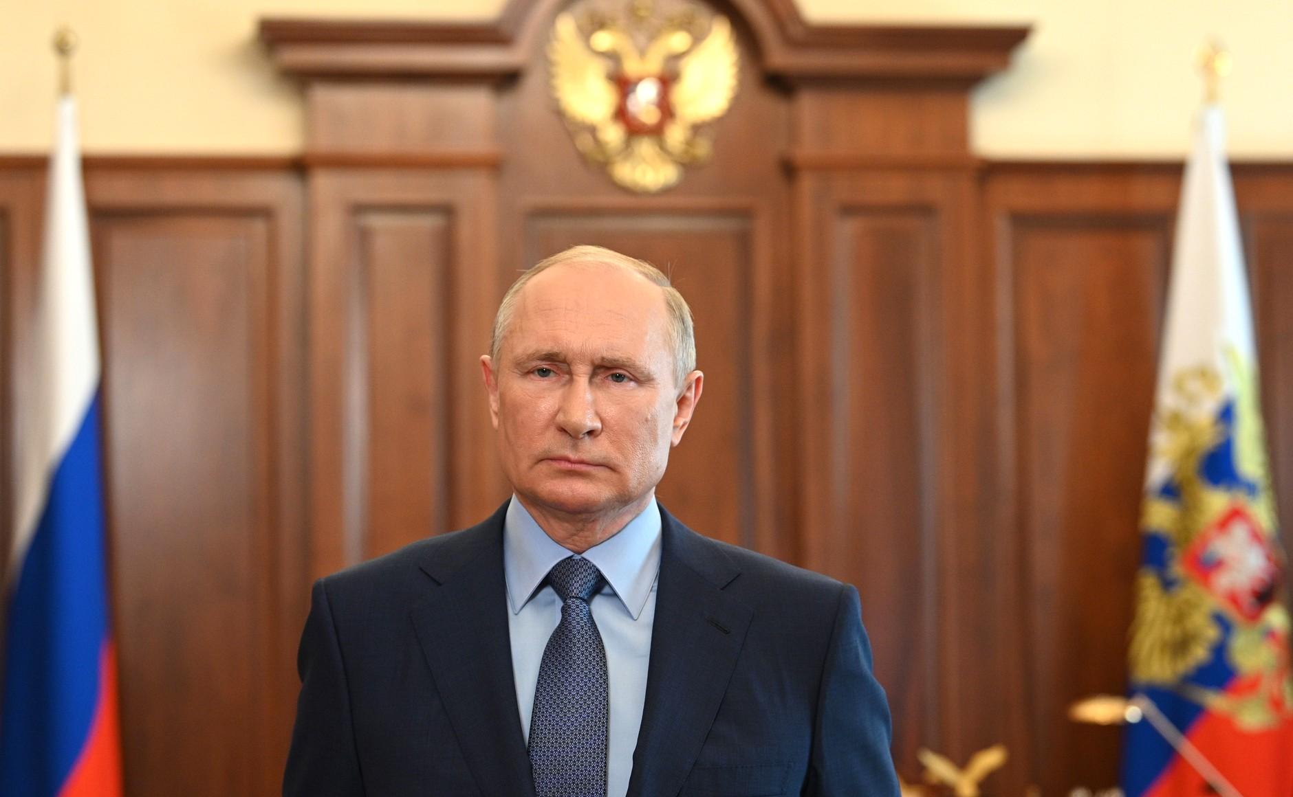 Статья Владимира Путина «Об историческом единстве русских и украинцев»