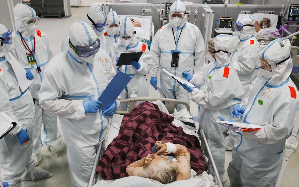 Президент России назвал бессмысленный способ борьбы с коронавирусом